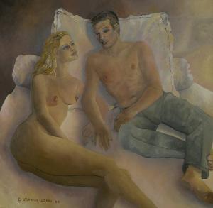 Brigitte Moreau Serre, Hommage à Mac Avoy