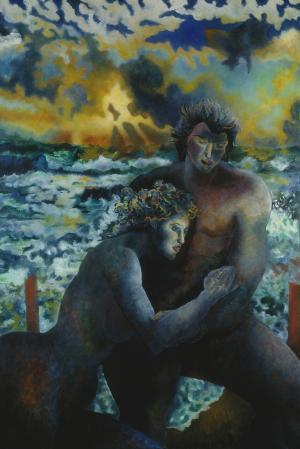 Tendresse et passion ou les Amants d'Atlantis